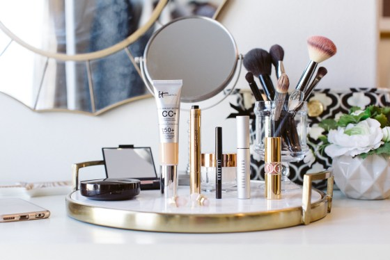 daily makeup products for oily skin