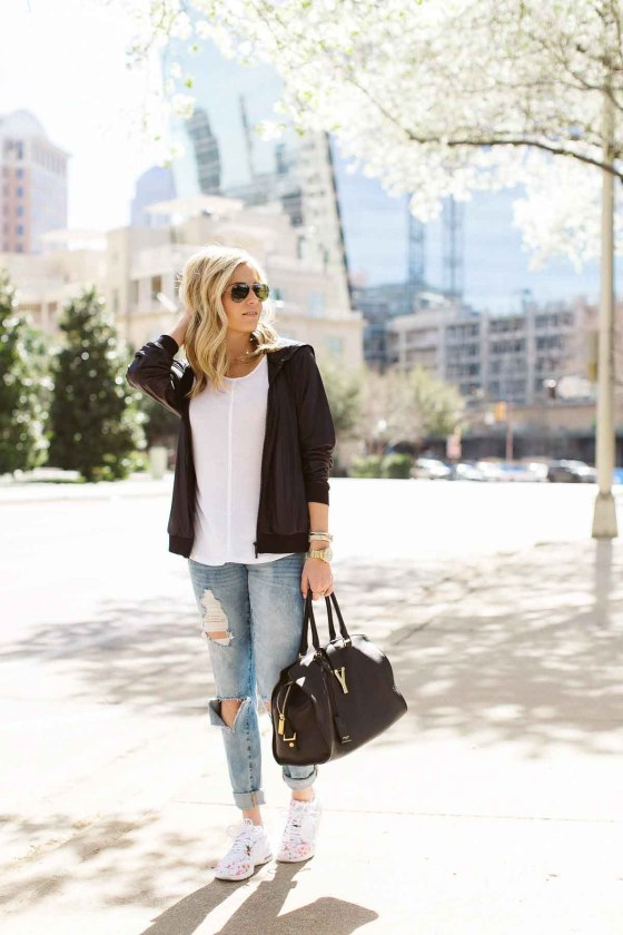 athleisure trend outfit-dallas fashion blogger