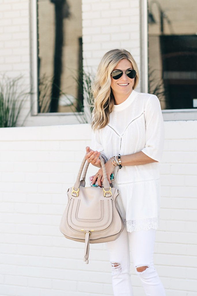 59c8d9bf812 one small blonde - dallas fashion blogger - white lace tunic n sale - nordstrom  anniversary