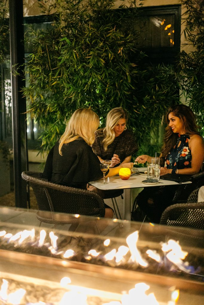 hotel zelos san fran - dirty habit restaurant