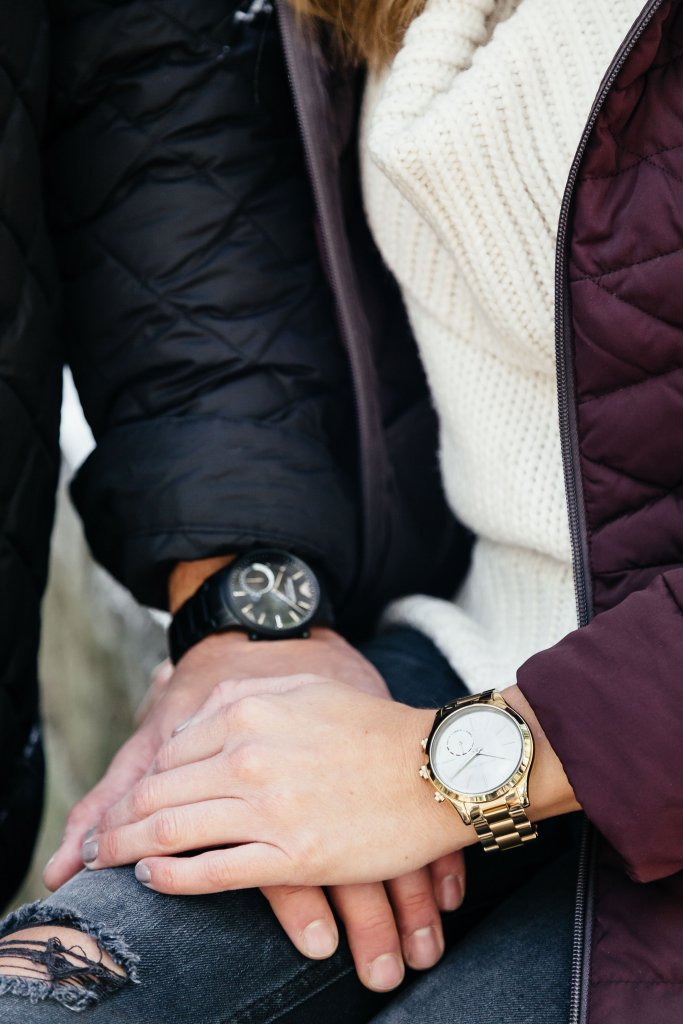 his and her winter essentials