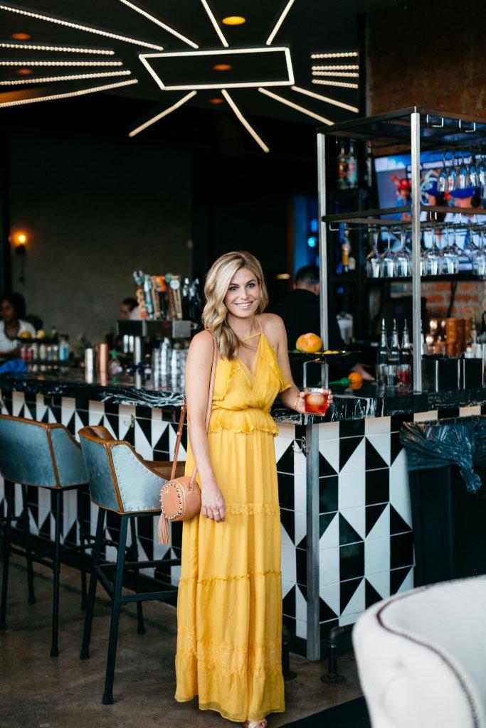 yellow spring color trend, best restaurants deep ellum dallas