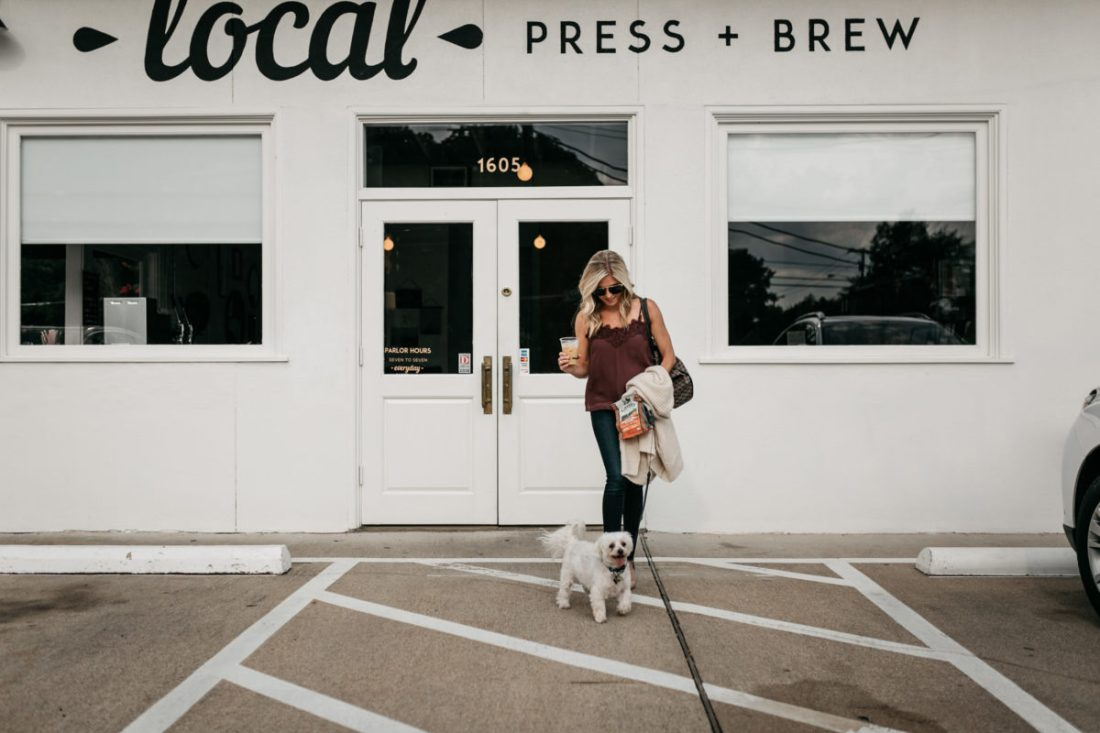 dallas blogger, dog mom, greenies