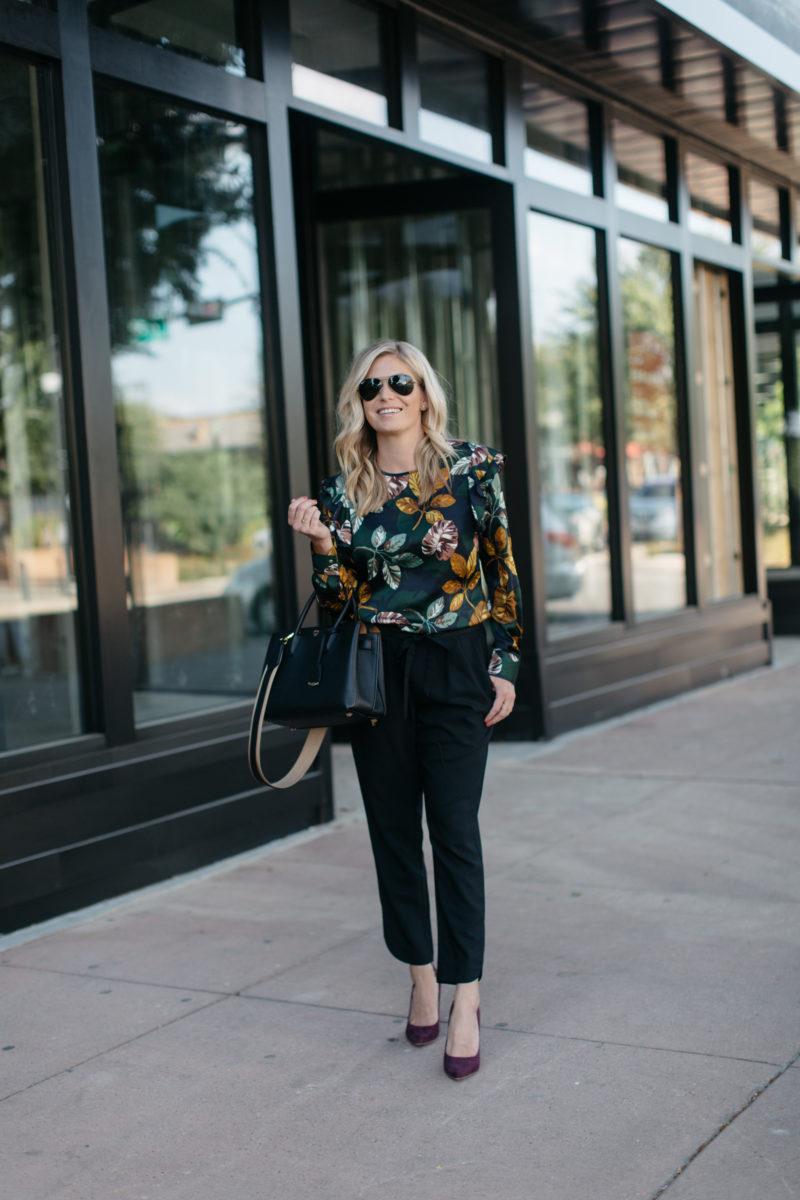style blogger, brooke burnett, marks & spencer