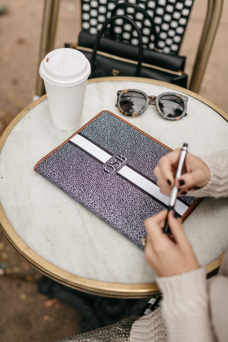 gifts for her, fall gifts, notebook