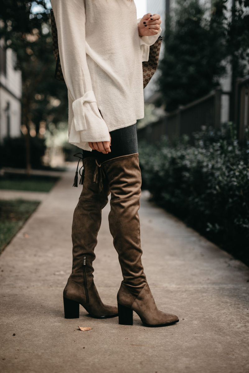 marc fisher over the knee boots, OTK boots, fall boots