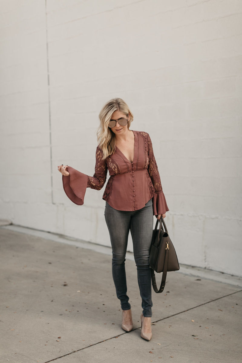 mauve, fall trends, trendy