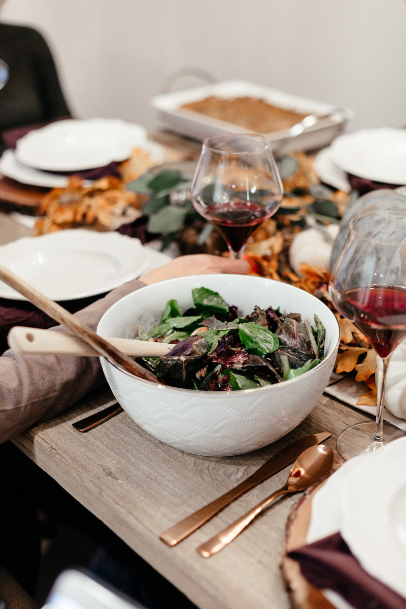 thanksgiving recipes, style blogger, friendsgiving