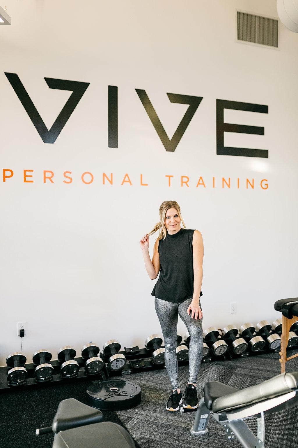Vive Personal Training - Dallas workout studio