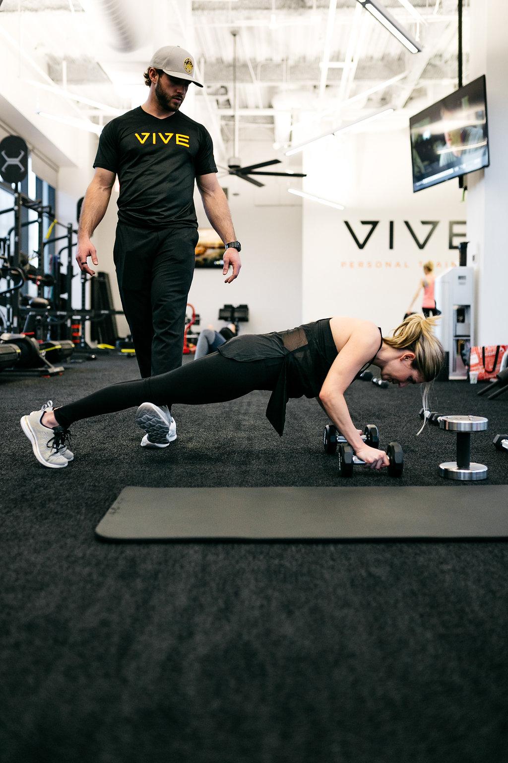 Dallas fitness trainers