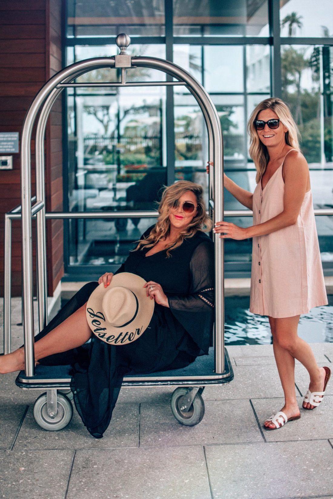 Verbal Gold Blog and One Small Blonde at Zota Beach Resort