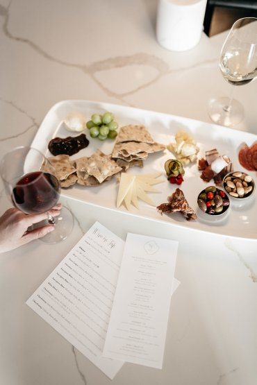 Where to eat in Dallas: Cheese plate