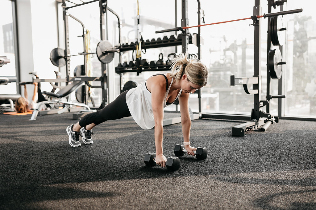 5 EXERCISES FOR TONED ARMS
