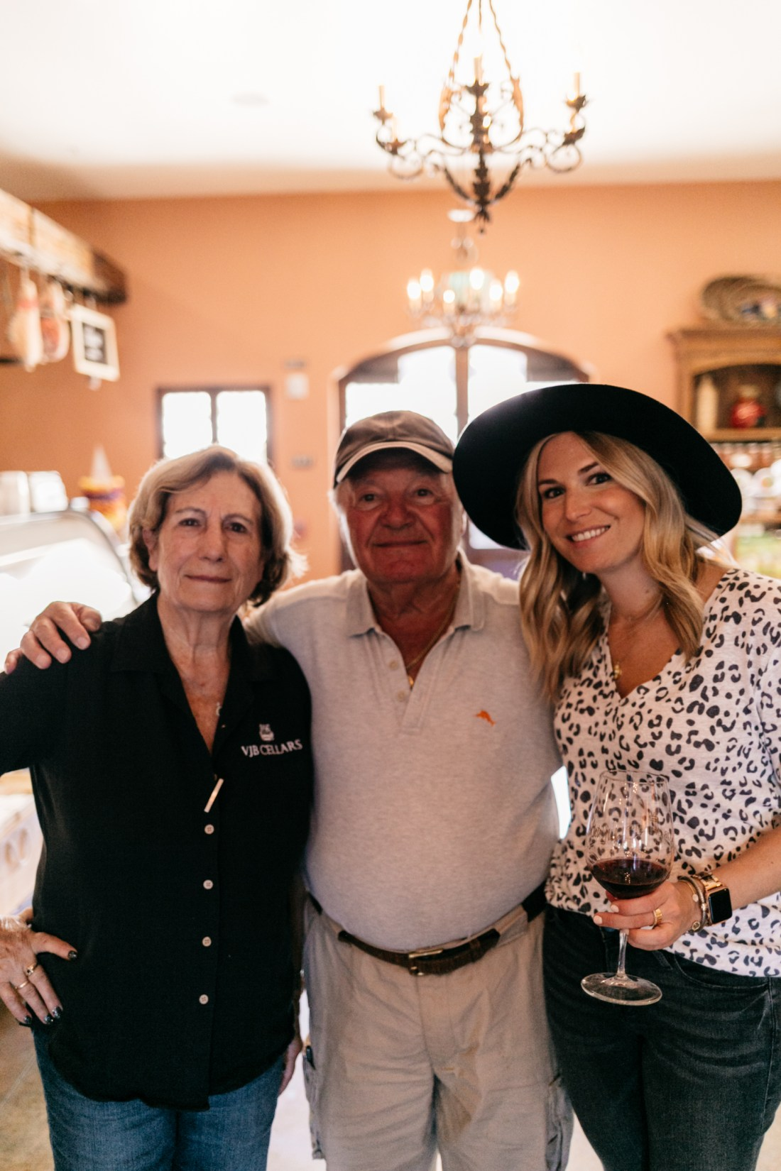 people in sonoma for the wine country travel guide