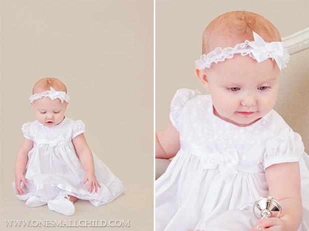 Summer Christening Dress | One Small Child