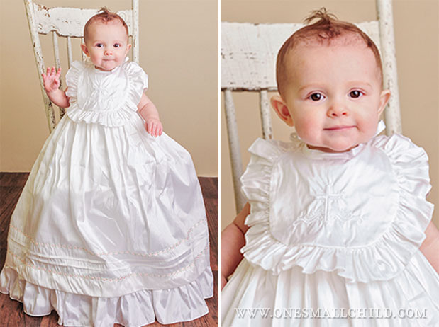 Silk-Ruffle-Christening-Bibs-from-One-Small-Child