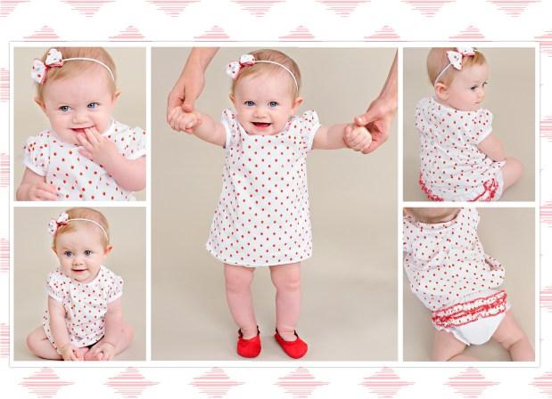 Strawberry Baby Summer Dress