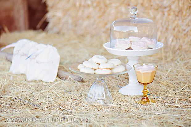 Christening Food | Cookies