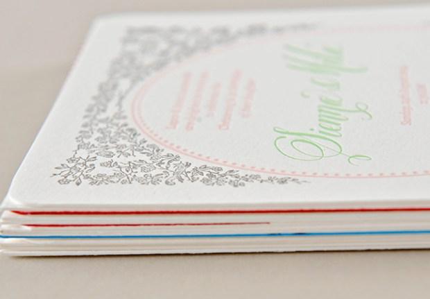 Christening Invitations by Biplane Press