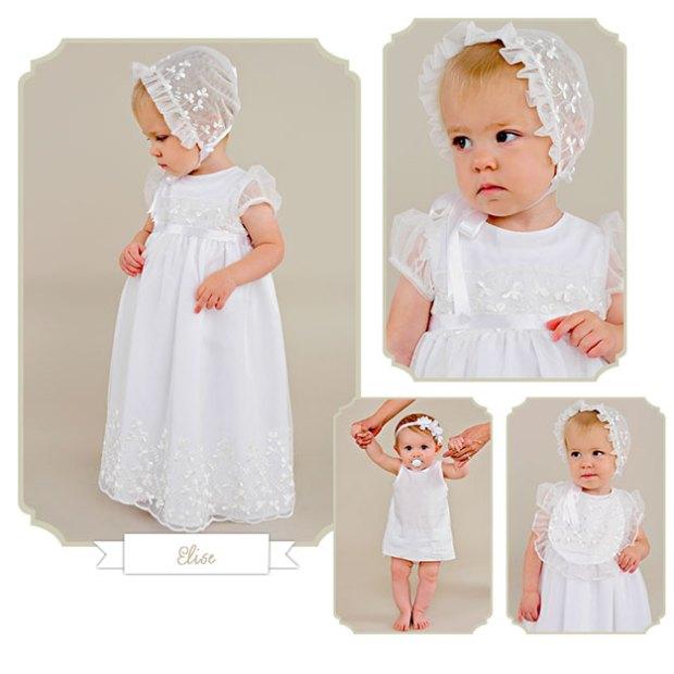 Elise | Irish Christening Wear from One Small Child