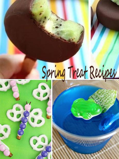 Spring Treat Recipes