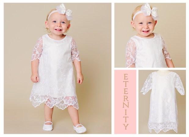 Eternity | LDS Blessing Dress