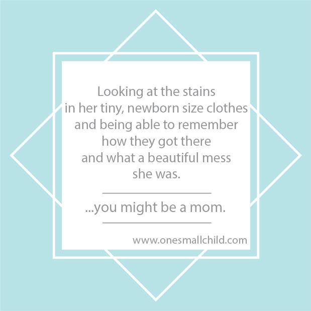 One Small Child Mom Meme: Beautiful Mess