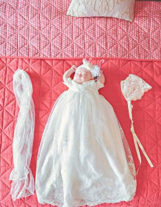 Memory Ivory Lace Christening Gowns | Baptism, Blessing Dresses at One Small Child