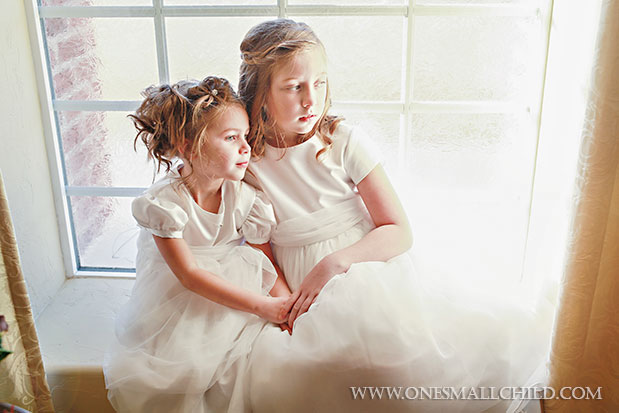 Miss Mallory | Flower Girl Dresses at One Small Child
