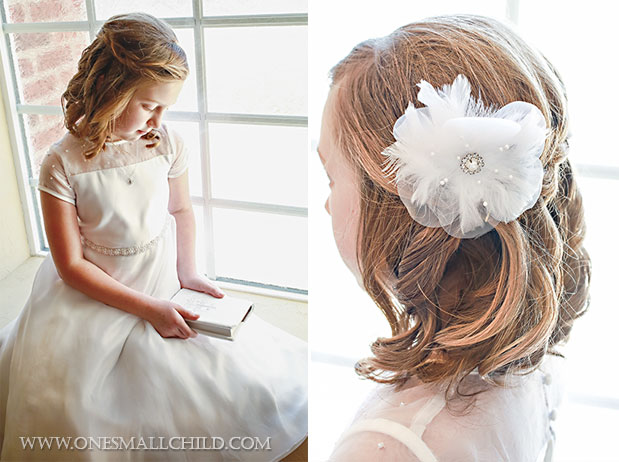 First Communion Accessories for Girls