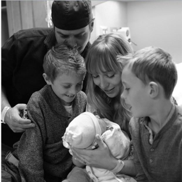 Birth Story Photography | Heather