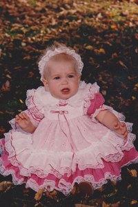 Fluff 'n' Twirl Easter Dress 1996