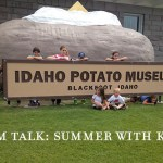 Mom Talk | Summer with Kids