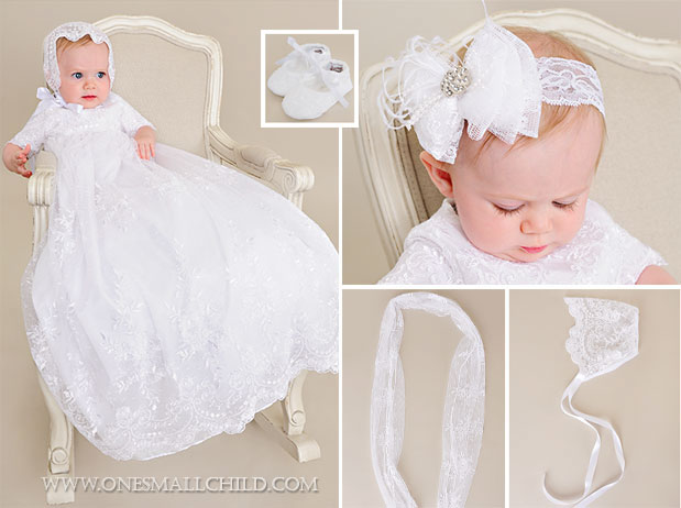 Lillian Christening Gown Collections