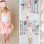One Small Child Spring Collection 2015 | Brittney Bubble Skirts