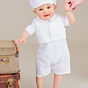 Alex Christening Outfit
