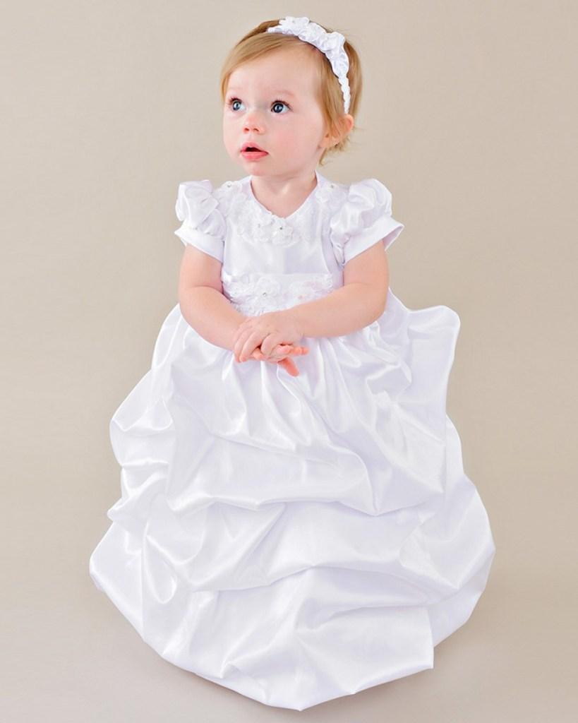 Eleanor Christening Gown