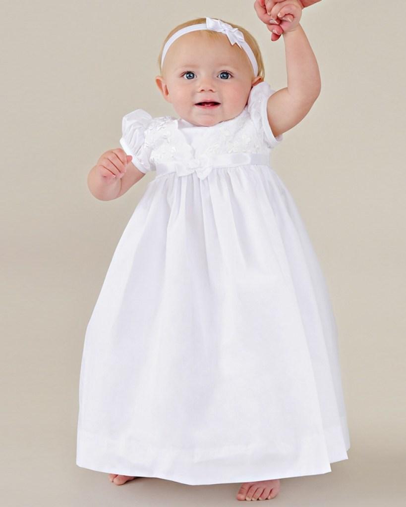 Faye Christening Dress