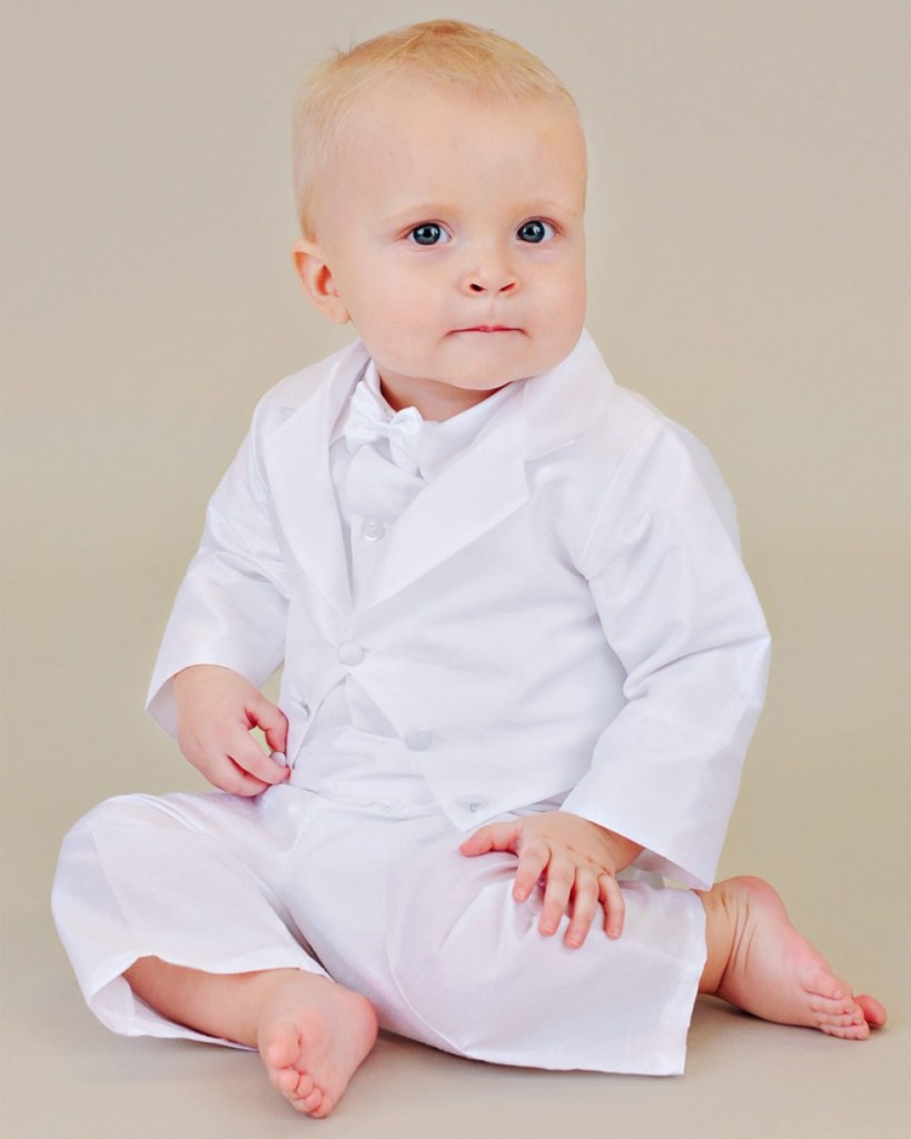 Ryker Christening Outfit
