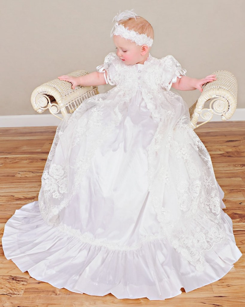 Sophi Christening Gown