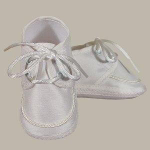 Boys Silk Dupioni Oxford Shoe