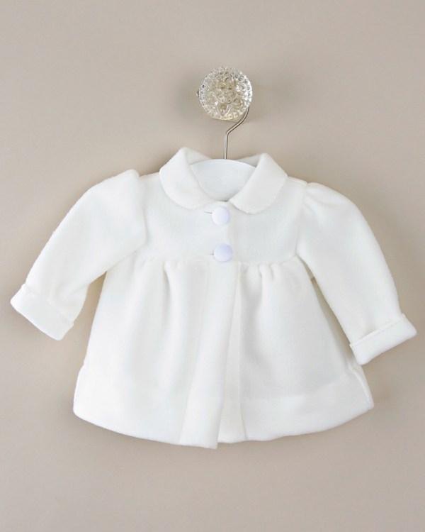 Madison Christening Coat
