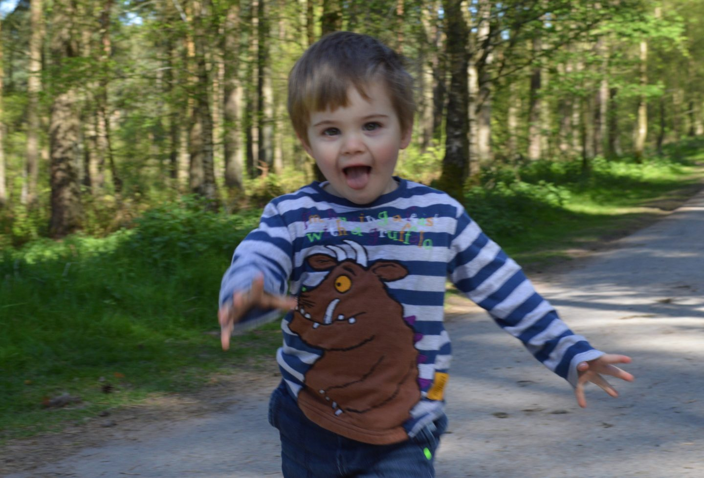 Activities For 2 Year Olds At Center Parcs Whinfell Forest