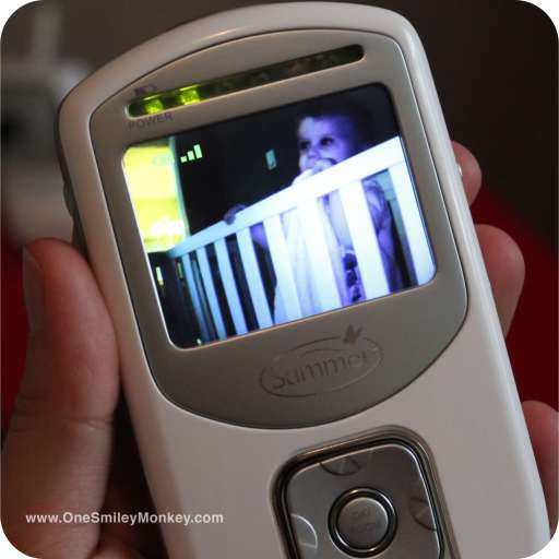 Summer Infant Video Monitor