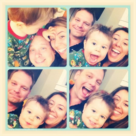 Family photo OneSmileyMonkey