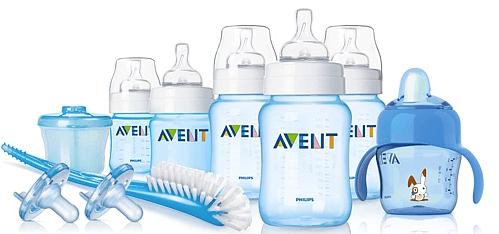 AVENT Baby Starter Gift Set