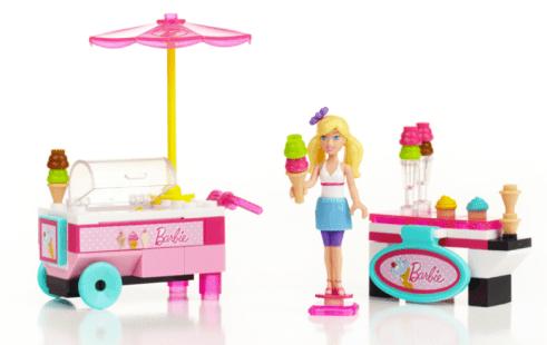 Barbie Mega Bloks Icecream
