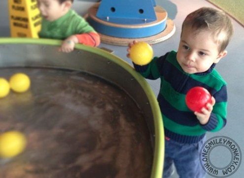 A list of free or inexpensive activities for toddlers to make learning fun!