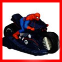 Spider-Man R/C Spider Cycle