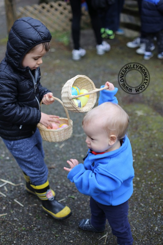 Stanley Park Easter Egg Hunt